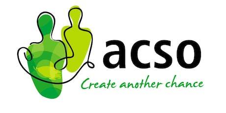 ACSO Information Night tickets