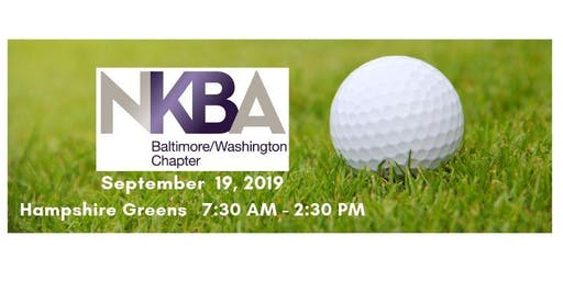 NKBA Golf Outing - 9-19-19