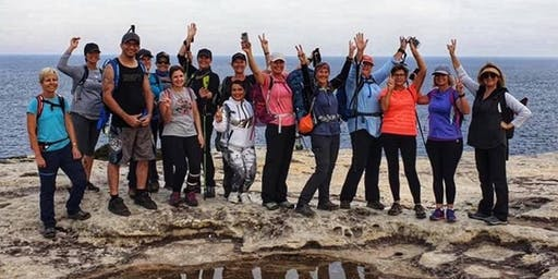 Free Community Meet Up ~ Bundeena to Wedding Cake Rock // Sat 13th July