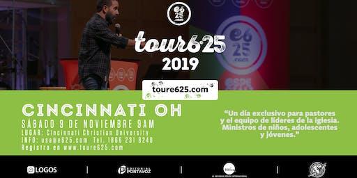 Tour e625 Cincinnati 2019