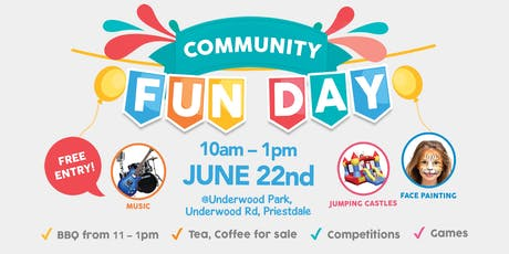 Community Fun Day tickets