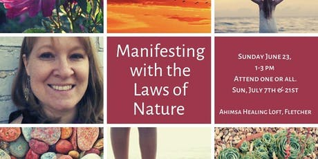 Manifesting with the Laws of Nature tickets