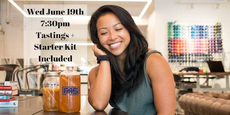 DIY Kombucha Party @ F45 Ossington tickets
