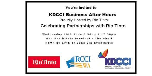 KDCCI BAH June 2019 - Rio Tinto