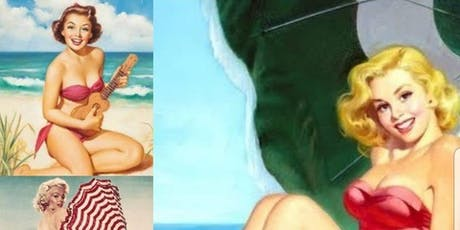 Beach Tiki Pin Up Sessions  tickets