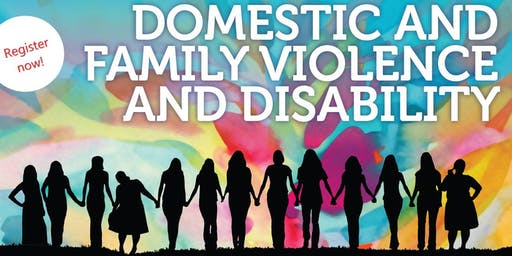 WDVCAP Forum - Domestic and Family Violence and Disability