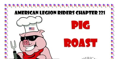 Pig Roast by American Legion Riders Chapter 221