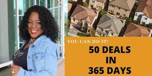 50 Deals In 365 Days with Coach Ella