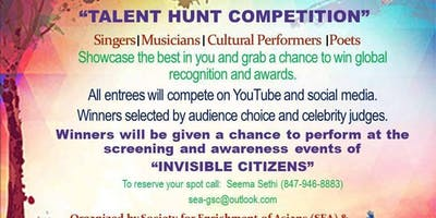 Global Shining Star Talent Hunt Competition