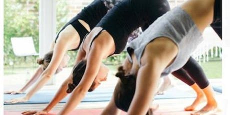 Yoga For All- Sunday Sessions  tickets