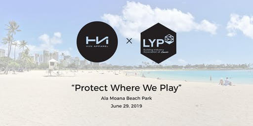 """Protect Where We Play"" — Beach Cleanup"