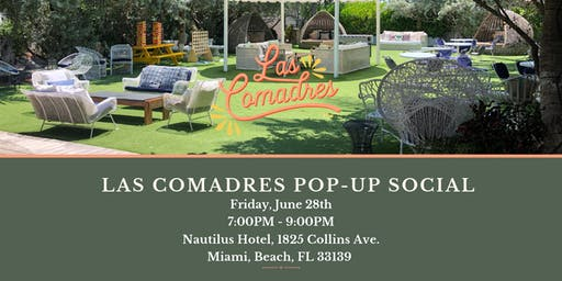 Las Comadres Pop-up Social