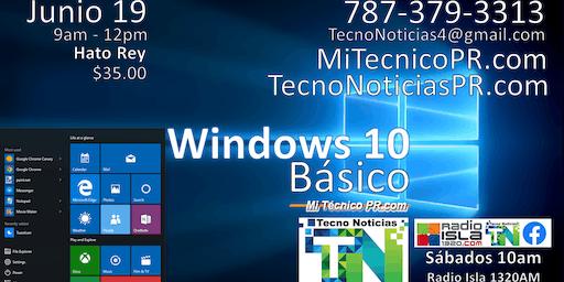 Windows 10 Básico con TecnoNoticias