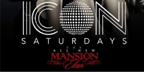 ICON SATURDAYS @ATLAFTERDARK