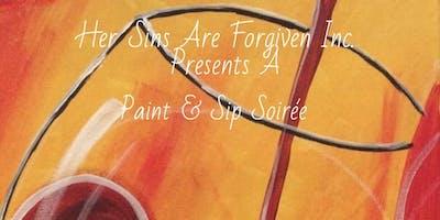 Paint & Sip Soiree
