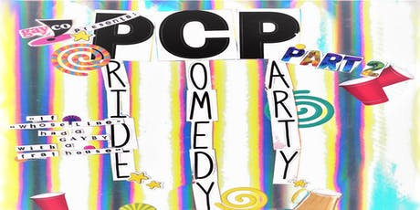 Pride Comedy Party 2019! tickets