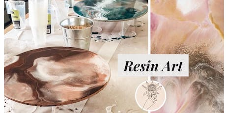 Introduction to Resin Art Workshop tickets