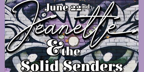 Miracle Springs Resort Presents - Jeanette & The Solid Senders - LIVE! tickets