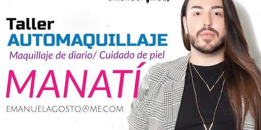 MANATÍ - TALLER DE AUTOMAQUILLAJE- CUIDADO DE PIEL / MAQUILLAJE DE DIARIO