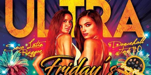 ULTRA Fridays Cambridge KWs ALL New Friday NIGHT PARTY