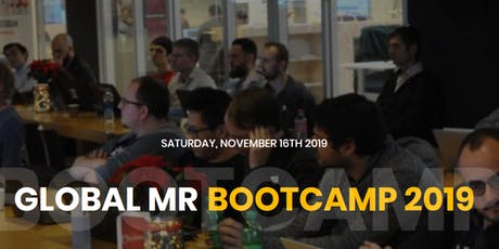 Lehi Global MR Bootcamp 2019 boletos