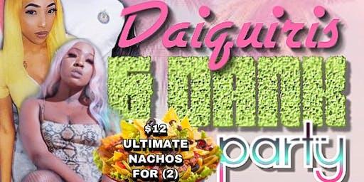 Daiquiris & Dank