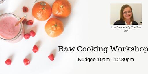 Raw Cooking Workshop - Brisbane