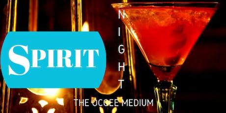 Spirit Night tickets