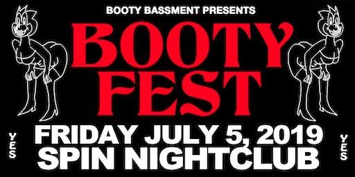 Booty Fest