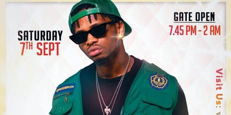 DIAMOND PLATNUMZ #SIMBAA# LIVE IN BERLIN CITY Tickets