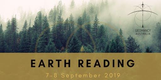Earth Reading – register interest
