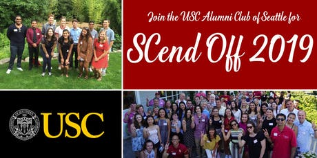 USC Alumni Club of Seattle SCend Off 2019 tickets