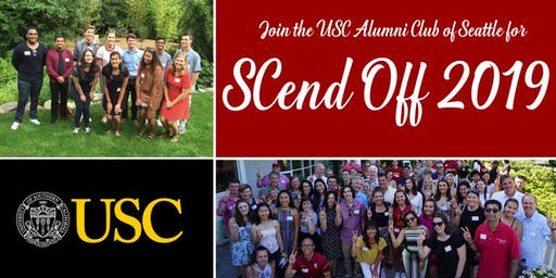 USC Alumni Club of Seattle SCend Off 2019