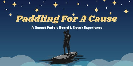 Paddling For A Cause