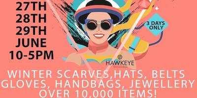 Unworn Vintage Accessories Warehouse Clearance Sale! 10,000 items! $10-$20!
