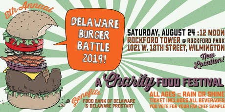 Delaware Burger Battle 2019 tickets