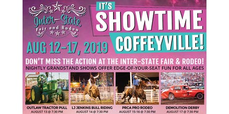 Inter-State Fair & Rodeo 2019 tickets