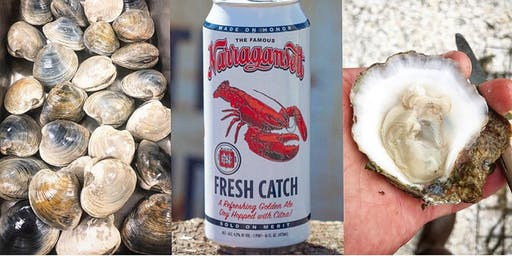 Oysters, Fish & Beer, A Celebration of Aquaculture Today!
