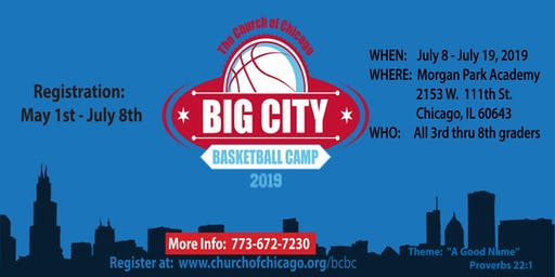 Big City Basketball Camp (BCBC)