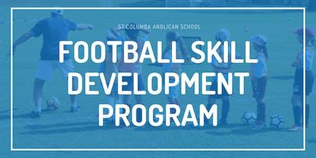 July School Holiday Football Development Program tickets