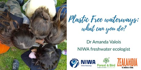 Plastic free waterways: a citizen's science workshop with Dr Amanda Valois tickets