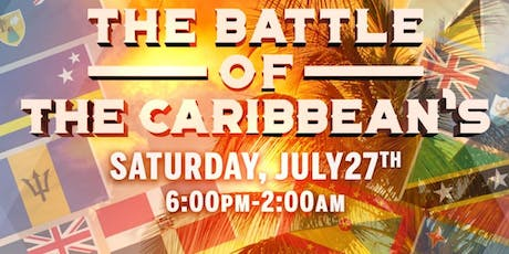 DeLoMio Battle of The Caribbeans  tickets