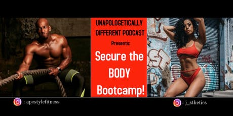 Secure the Body Boot Camp tickets