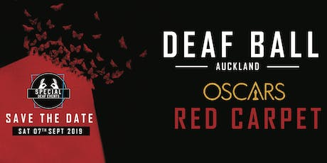 Deaf Ball 2019 tickets