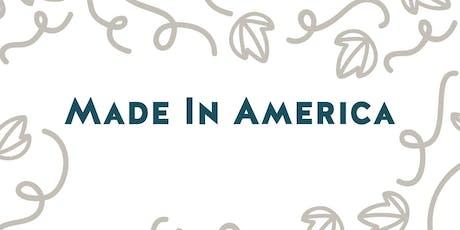 Wine Class: Made In America tickets