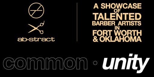 Common•Unity (Barbers/Stylist/Creatives)