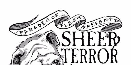 Sheer Terror with Thug Riot and Get A Grip @ Barracuda Austin
