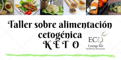 Taller  Alimentación Cetogénica (KETO)