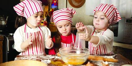 Kids Kitchen at Jubilee - Term 3 2019 tickets