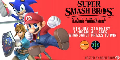 Northern Clash: Super Smash Bros Ultimate Tournament tickets